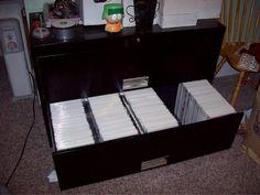 Comic storage