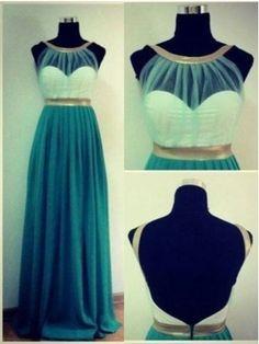Surprising green sweetheart simple prom dress