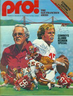 October 12, 1980, Pro! NFL Game Day Magazine, San Francisc… | Flickr