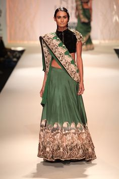 Anand Kabra- Wills India Fashion Week Autumn/Winter 2012 Show & Collection Revie