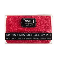 Pinch Provisions® for J.Crew skinny minimergency® kit - gift ideas - Women's accessories - J.Crew