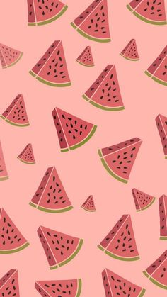 Watermelon Wallpaper Iphone Summer Phone Backgrounds Ideas For 2019 Cute Wallpaper For Phone, Summer Wallpaper, Cute Patterns Wallpaper, Emoji Wallpaper, Iphone Background Wallpaper, Aesthetic Pastel Wallpaper, Kawaii Wallpaper, Galaxy Wallpaper, Disney Wallpaper