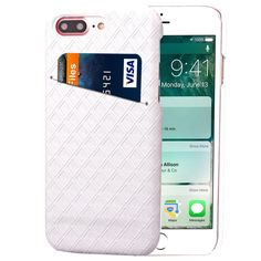 40 best apple images cell phone accessories, iphone 7 plus cases, slotamazon com for iphone 7 plus, oksale ultra slim, luxury pu card slot shell shockproof protective case cover for iphone 7 plus 5 5 inch (white) cell phones