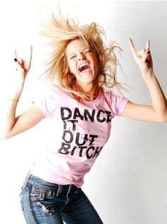 Dance it out, b*itch. Motivation Monday: Dance it Out // Hurray Kimmay Blog