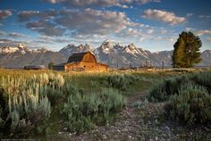 Mormon Row, Grand Tetons Wyoming