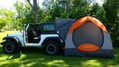Jeep Products | SUV Tent | Wrangler | Rightline Gear