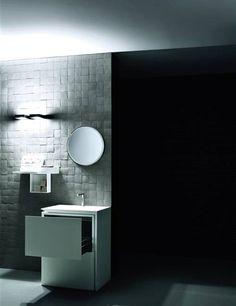 Boffi kitchens – bathrooms - systems Aspen House, Boffi, Bathroom Spa, Bathroom Inspiration, Living Spaces, Tiles, Furniture Design, Interior Design, House Styles