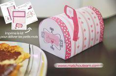 www.matchouteam.com saint valentin bricolage enfant
