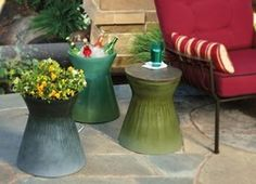 Indoor Outdoor Garden Stool By Scott Living From Tuesday Morning 29 99