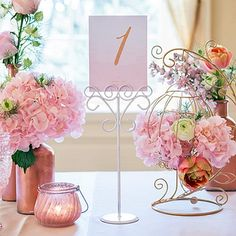 407 Best Place Card Holders Table Numbers Images Place Card