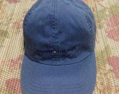TOMMY HILFIGER cap vtg adjustable hats