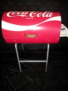 Coca Cola vintage Smoker Products Inc. Grill , Promotional