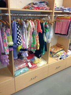 Attrayant New Storage At Matilda Jane Clothing