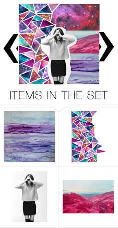 """""""Untitled #235"""" by cashtonlv ❤ liked on Polyvore featuring art"""