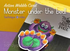 Sandy Allnock - Monster Under the Bed Action Wobble
