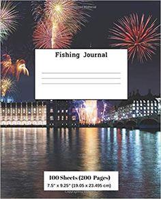 Fishing Journal: Ricky Lee: 9781695224636: Amazon.com: Books