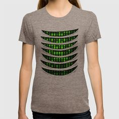 Binary Code Inside T-shirt by Patty Pattern | Society6