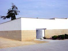 University of Alicante, Administration Building, Alvaro Siza