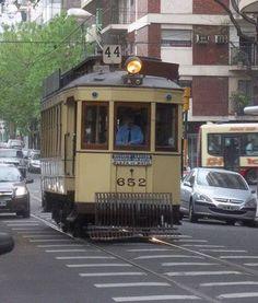 Paseos Gratis en Tranvía Histórico en el Barrio de Caballito, Buenos Aires | Argentina