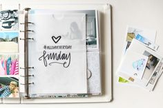 stephanie makes: Creative Jumpstarts 14 - fun vellum pocket to hold extra pictures!
