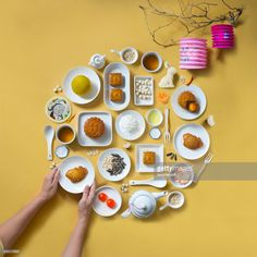 Flat lay conceptual mid-autumn festival celebration food and drink still life. Flat Lay Photography, Food Photography Styling, Food Styling, Photography Ideas, Festival Celebration, Food Festival, Chinese New Year Food, Restaurant Poster, Food Flatlay