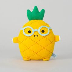 Riceananas plush toy by Noodoll