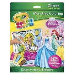 For Lorelai Crayola Color Wonder Glitter Coloring Set