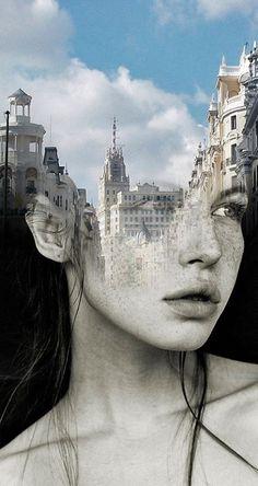 Madrid by Antonio Mora