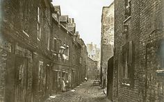 19th-century Photographs Dickens's Victorian London Lower Fore Street – The Fab Web