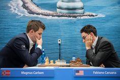 noticias - Tata Steel (2): Caruana sobrevive y lidera   chess24.com