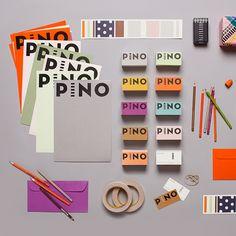 Pino, Retail Design and Branding