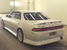 1995 TOYOTA MARK II ツアラ V JZX90   10118   USS Tokyo   63999   JDMVIP AIS  (Auction Intelligence System) | Toyota Mark 2 | Pinterest | Toyota, Jdm  Cars And ...