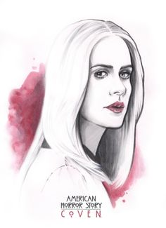Cordelia ~ American Horror Story: Coven by christophmichaud