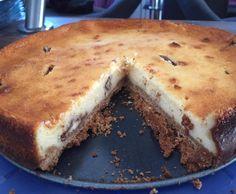 Rezept Kinderriegel-Cheesecake von KleineHL - Rezept der Kategorie Backen süß