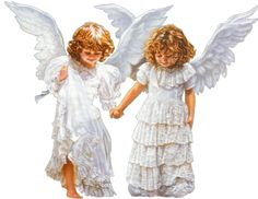Two Angels Friends