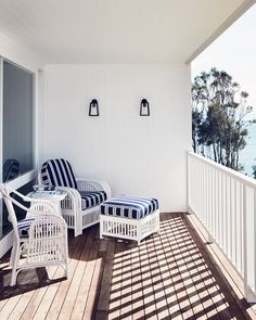Renowned Australian fashion designer Collette Dinnigan has made her first foray into interior design, redesigning two luxurious hotel suites at Bannisters by the Sea in Mollymook on the New South Wales south coast. Photographed by Hugh Stewart.