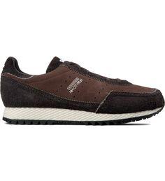 NEIGHBORHOOD x adidas Originals Brown NH Cityrun Shoes