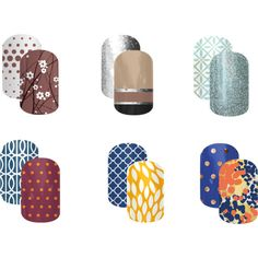 """""""Jamberry Combos 2"""" by jaxx2307 on Polyvore"""