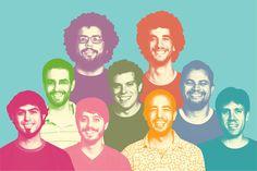 Você foi escolhido para o próximo clipe da banda Móveis Coloniais de Acaju