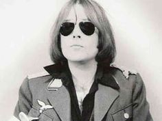 The Stooges stayed together for less than five years, but many punk guitarists taught themselves to play by strumming along to the band's records. Ron Asheton's sound was choppy, distorted and intense. It helped define American punk. The Stooges, Gone Too Soon, Iggy Pop, Rock Chick, Rock Legends, Bees Knees, Classic Rock, Musical, Rock And Roll