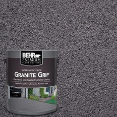 BEHR Premium 1 gal. #GG-06 Vineyard Rock Decorative Concrete Floor Coating