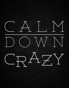 Silver Linings Playbook - Calm Down Crazy  by Jodie636