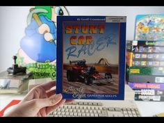 Playing STUNT CAR RACER on Amiga / One minute memories / Retro Pixels https://youtube.com/watch?v=UHsuSvMnxaY
