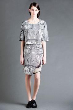Yigal Azrouël   Resort 2015 Collection   Style.com