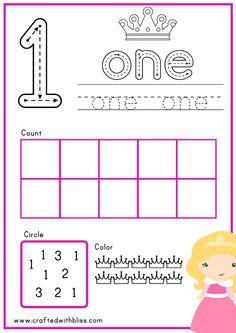 Preschool Binder, Preschool Prep, Preschool Writing, Free Preschool, Preschool Printables, Preschool Learning, Free Printable Alphabet Worksheets, Printable Numbers, Toddler Preschool