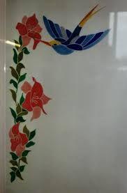 faux vitrail - Recherche Google Stained Glass Windows, Google, Home Decor, Acrylic Tumblers, Projects, Paint, Homemade Home Decor, Leaded Glass Windows, Stained Glass Panels