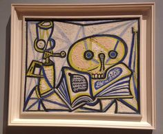 Naturaleza Muerta #Picasso