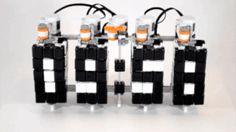 Lego clock - 9GAG