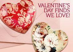 world market has the cutest valentine's day stuff!