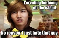 These are makin me sad face. DBSK Changmin and Jaejoong